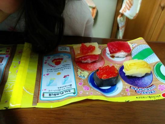 寿司そっくりなお菓子