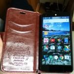 Nexus5用の手帳型ケースを買ってみた