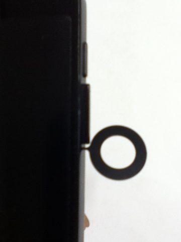 Nexus5 SIMを取り出す工具