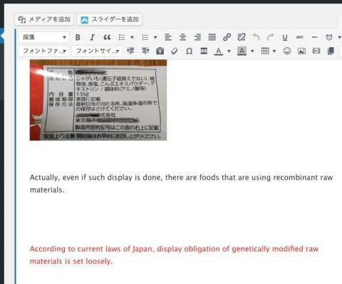 qTranslate 英語で入力