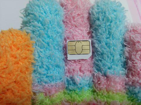 マイネオ SIMカード