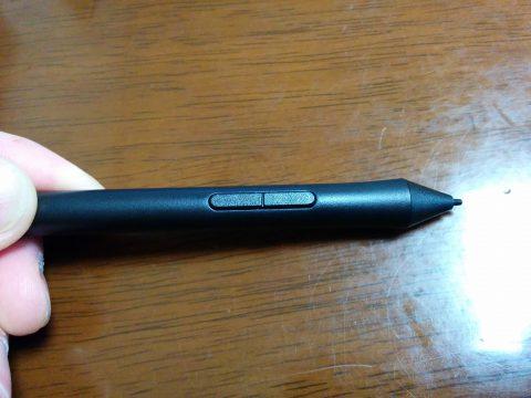 ペンタブレットのペン IntosDrew
