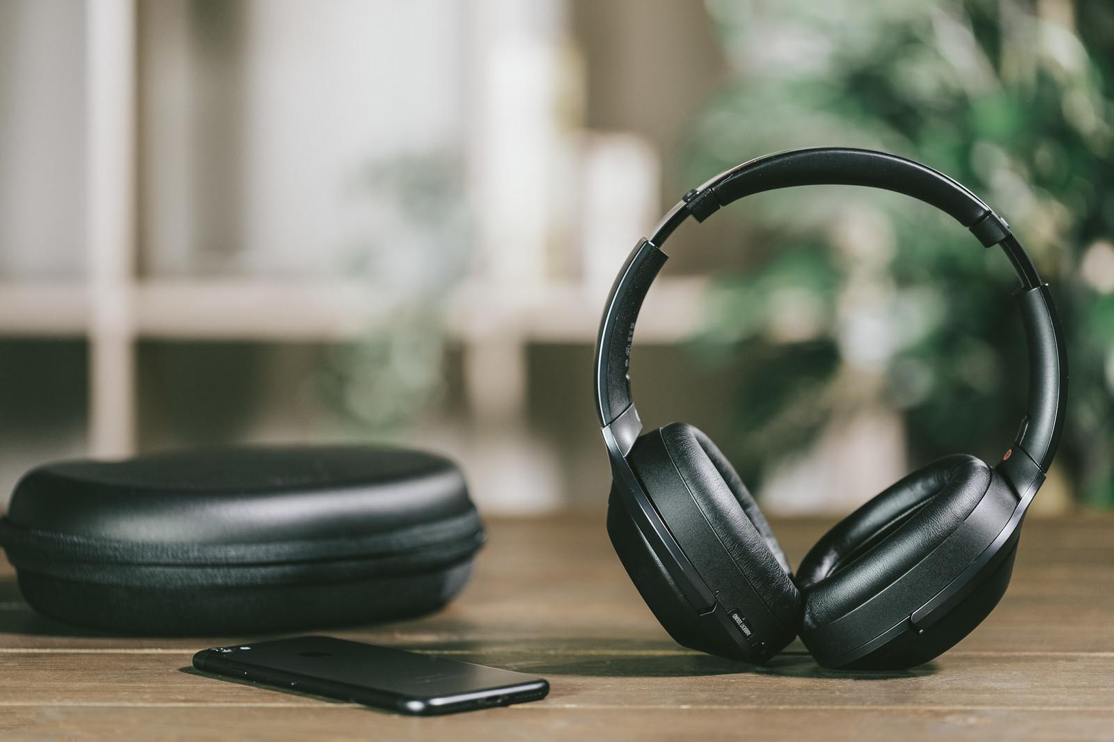 スマホ ヘッドフォン Bluetooth