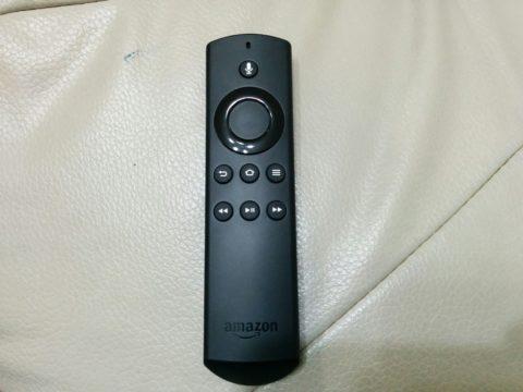 FireTV Stick リモコン