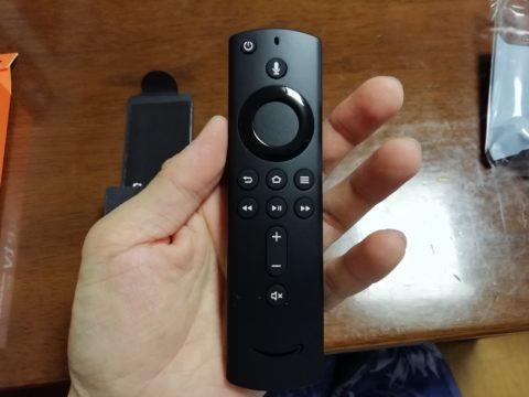 FireTV 新型リモコン 第2世代、第3世代に対応