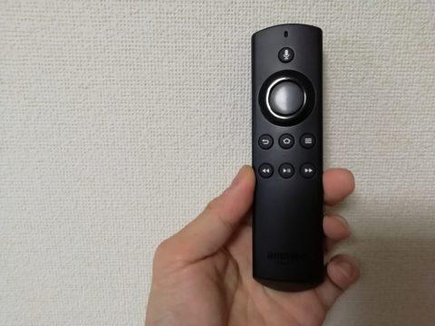 FireTV Stick用リモコン旧型