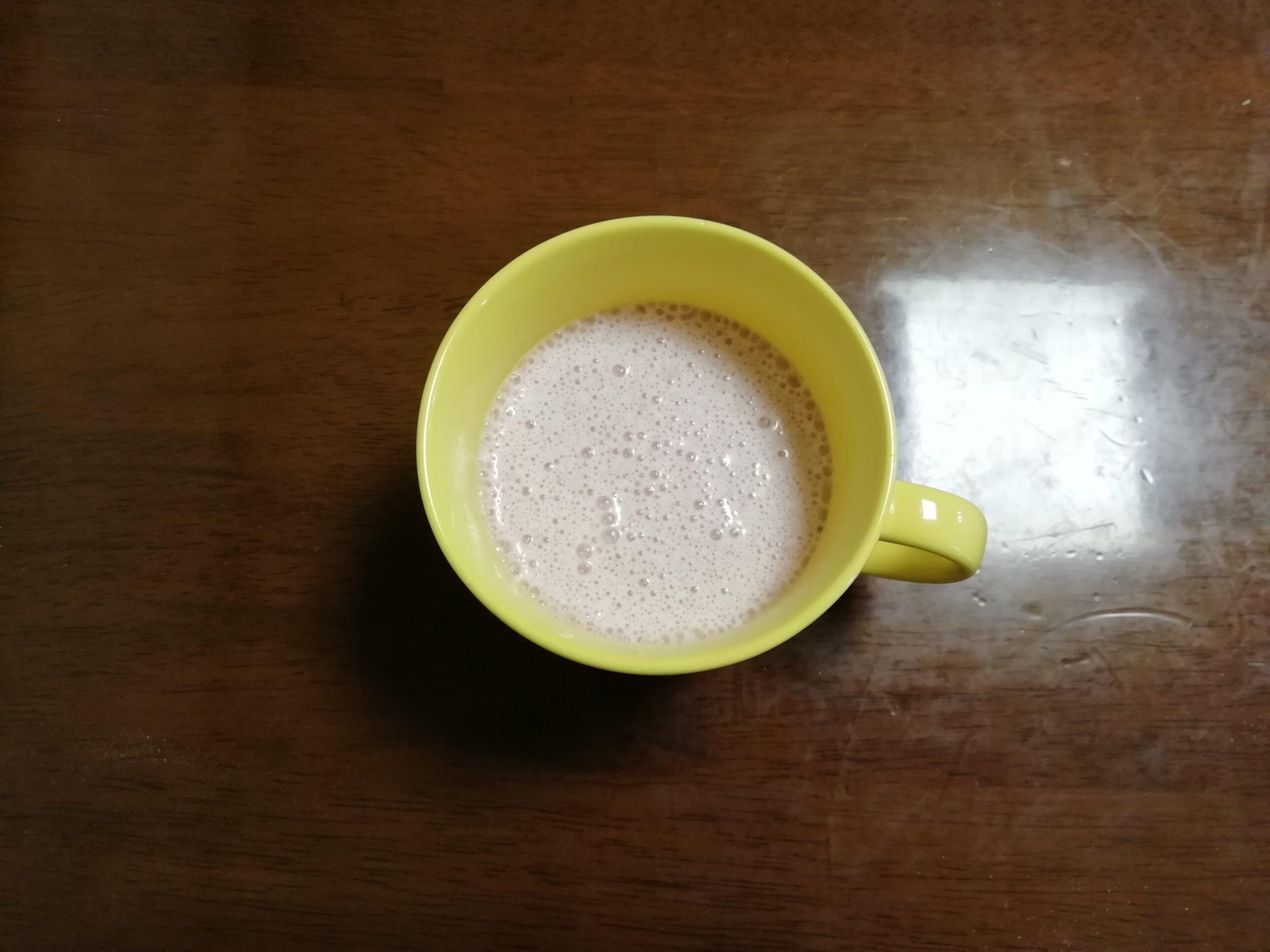 DNSプロテインいちごミルク味